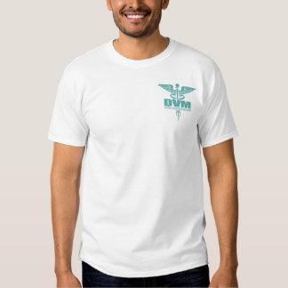 Caduceus DVM 3 shirts