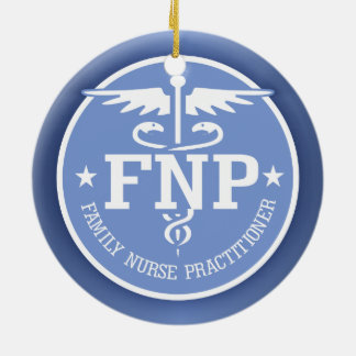 Caduceus FNP2 gifts Ceramic Ornament