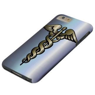 Caduceus - Gifts For The Nursev Tough iPhone 6 Plus Case