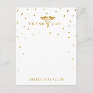 Medical School Graduation Thank You Gifts On Zazzle
