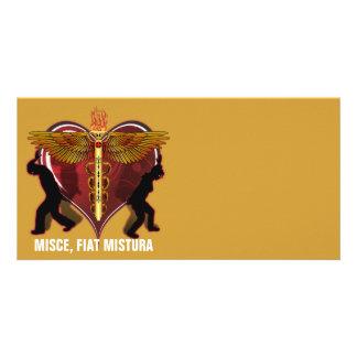 Caduceus Heart V-1, MISCE,FIAT MISTURA Card