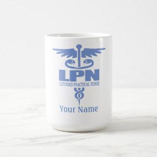 Caduceus LPN gift ideas Coffee Mug