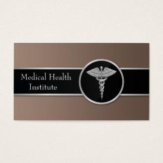 Caduceus Medical Business Card
