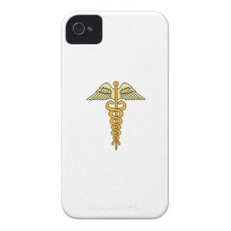 CADUCEUS MEDICAL SYMBOL Case-Mate iPhone 4 CASES