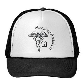 CADUCEUS NA NURSING ASSISTANT TRUCKER HAT
