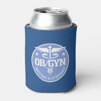 Caduceus (OBGYN) Can Cooler