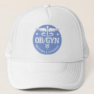 Caduceus OBGYN gift ideas Trucker Hat
