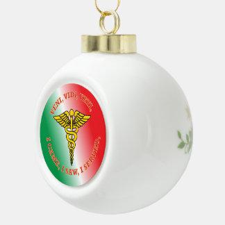 Caduceus Ornament