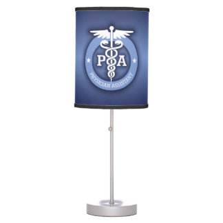 Caduceus PA 2 (blue) Table Lamp