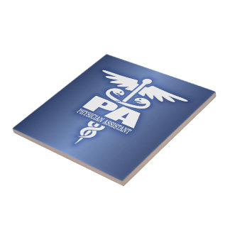 Caduceus PA Ceramic Tile