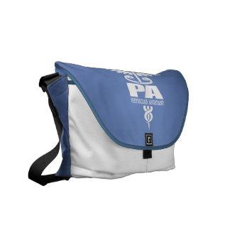 Caduceus PA Courier Bag