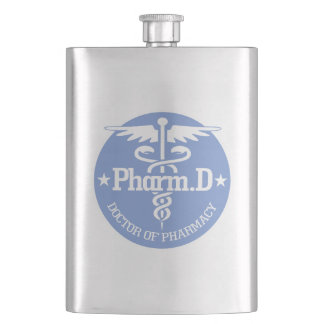 Caduceus PharmD 2 Flask