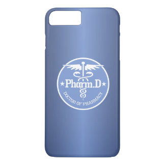 Caduceus PharmD 2 iPhone 8 Plus/7 Plus Case