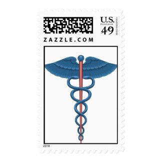 Caduceus Stamp