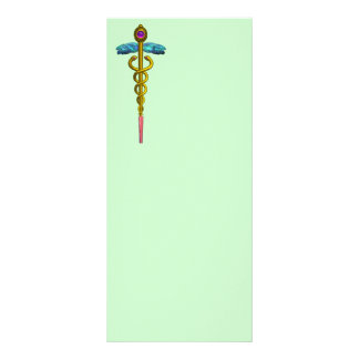 CADUCEUS RACK CARD