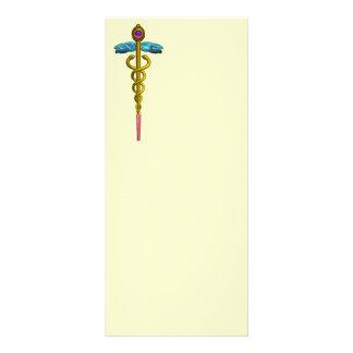 CADUCEUS RACK CARD