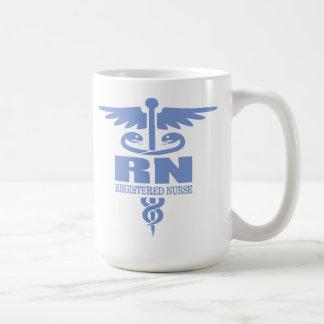 Caduceus RN gift ideas Coffee Mug