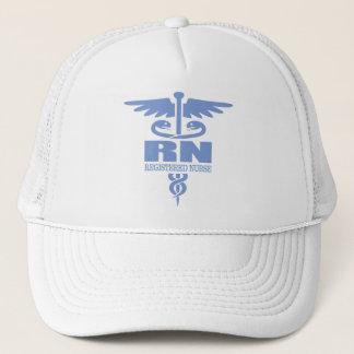 Caduceus RN gift ideas Trucker Hat