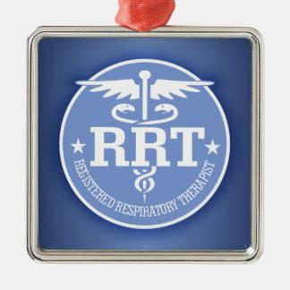 Caduceus RRT 2 Metal Ornament