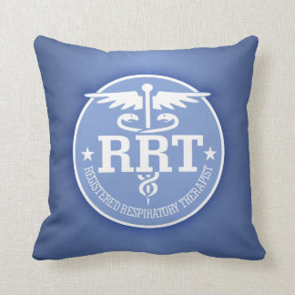 Caduceus RRT 2 Throw Pillow