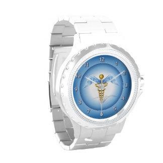Caduceus Watch