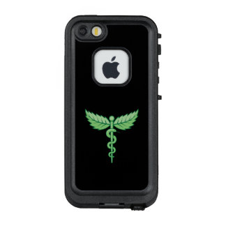 Caduceus with leaves LifeProof® FRĒ® iPhone 5 case