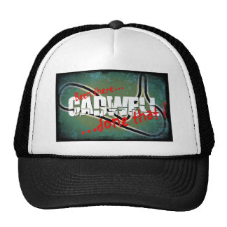 Cadwell - Been there...done that Trucker Hat