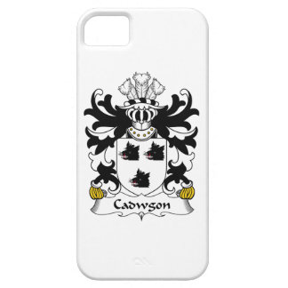 Cadwgon Family Crest iPhone 5 Case