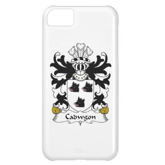 Cadwgon Family Crest Case For iPhone 5C