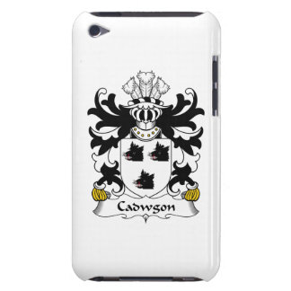 Cadwgon Family Crest Barely There iPod Cover