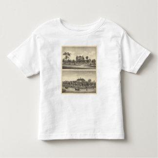 Cady and Kilpatrick, Nebraska Toddler T-shirt