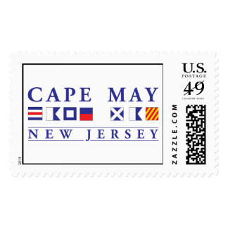 Cae May New Jersey Postage
