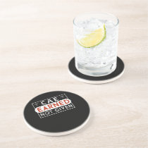 CAE Nurse Allergist Asthma Educator Earned Nurse Coaster
