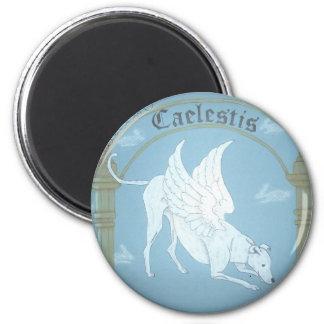 "Caelestis ""Hound of Heaven""  magnet"