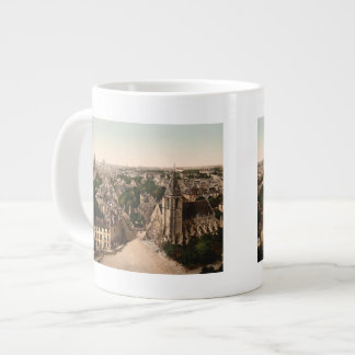 Caen, Basse-Normandie, France Giant Coffee Mug