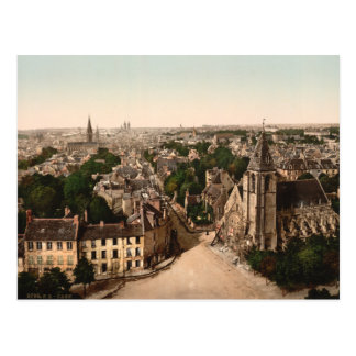 Caen, Basse-Normandie, France Postcard