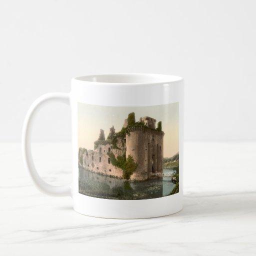 Caerlaverock Castle, Dumfries, Scotland Coffee Mug