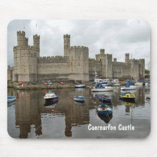Caernarfon Castle Mouse Pad