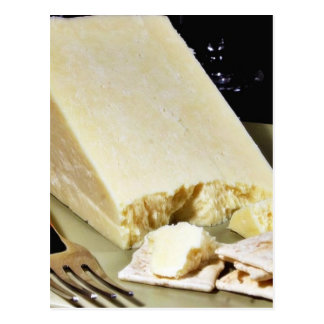 Caerphilly Cheese Postcard