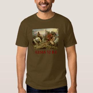 Caesar at Alesia Tee Shirt