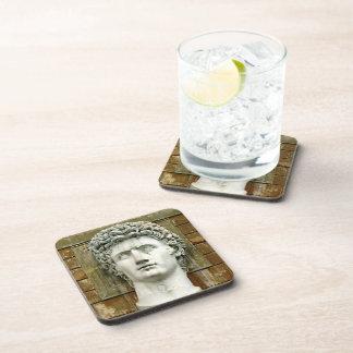 Caesar Augustus Beverage Coaster