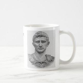 Caesar Augustus Classic White Coffee Mug