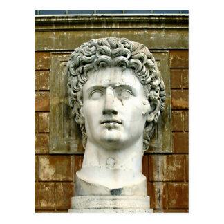 Caesar Augustus Postcard