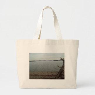 Caesar Creek Lake Jumbo Tote Bag