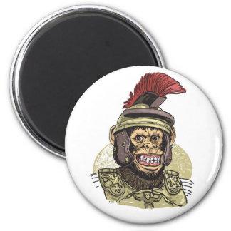 Caesar Roman Chimp Magnet
