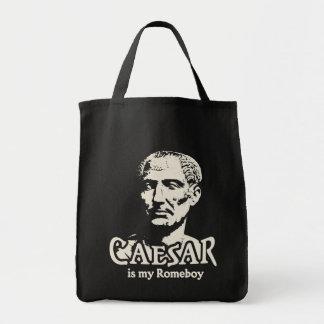 Caesar Romeboy Grocery Tote Bag