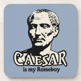 Caesar Romeboy Beverage Coaster