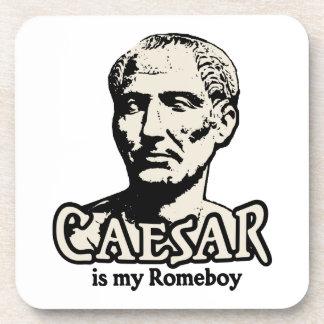 Caesar Romeboy Drink Coaster