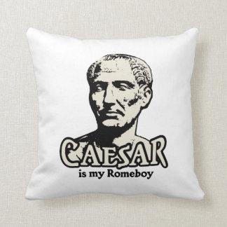 Caesar Romeboy Throw Pillows
