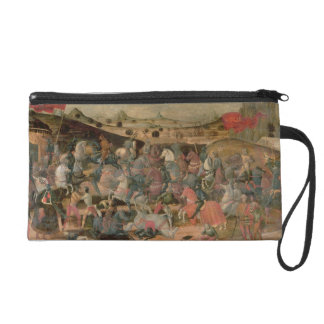 Caesar Triumphing in Battle (tempera on panel) Wristlet